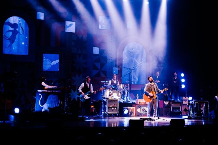 Decemberists Concert